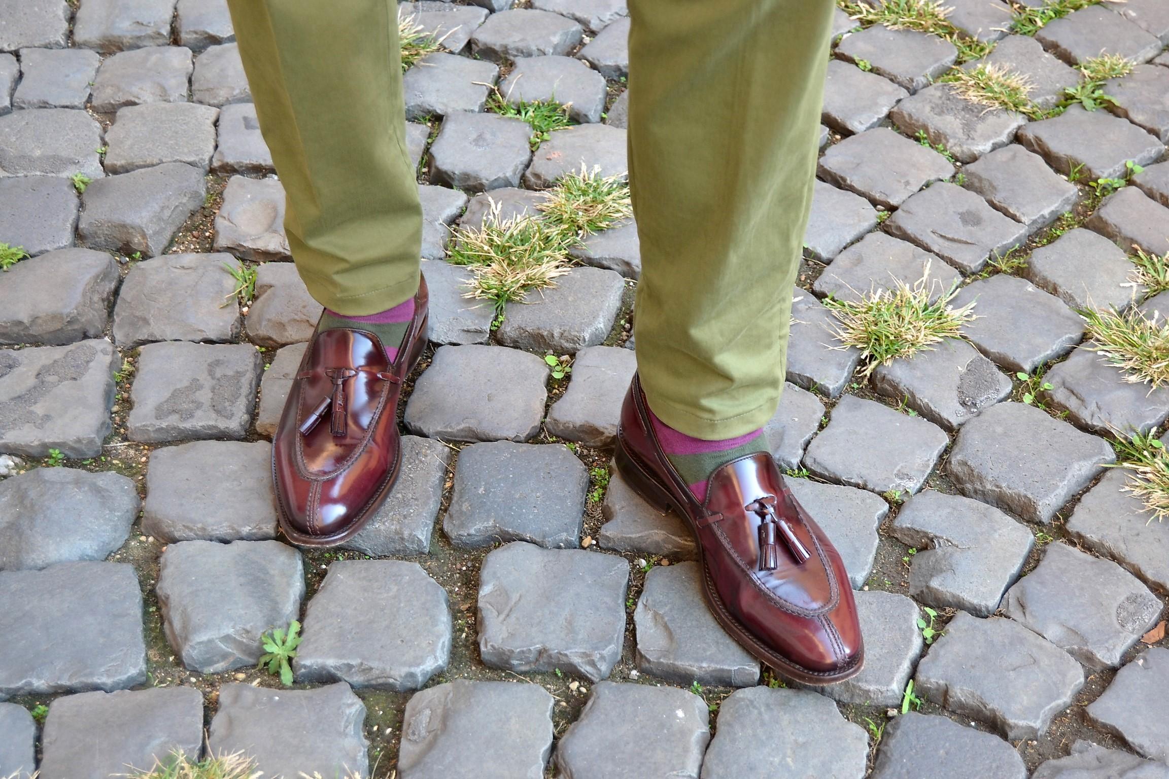 Tassel loafers de Bohemian Shoes