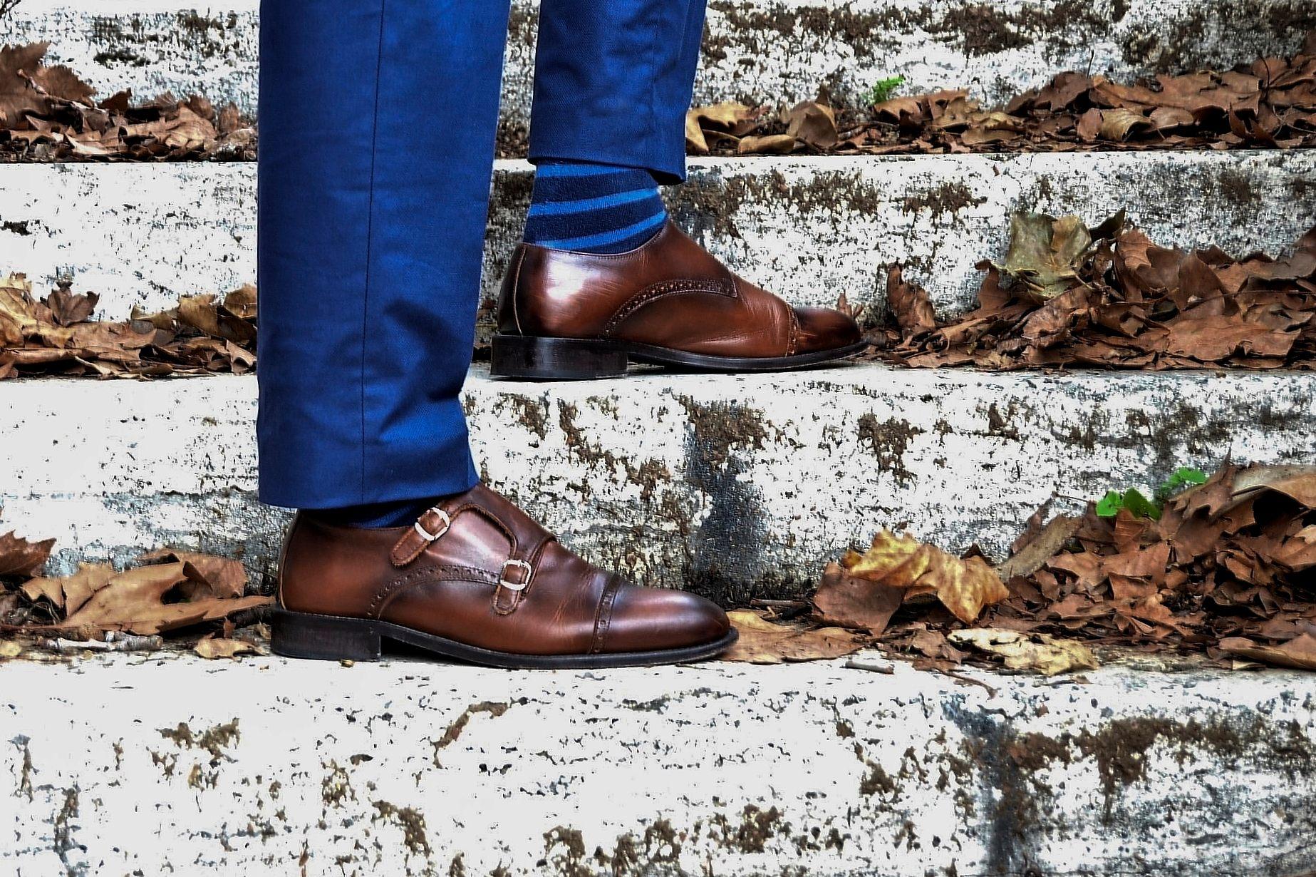 Doble Monk de Bohemian Shoes
