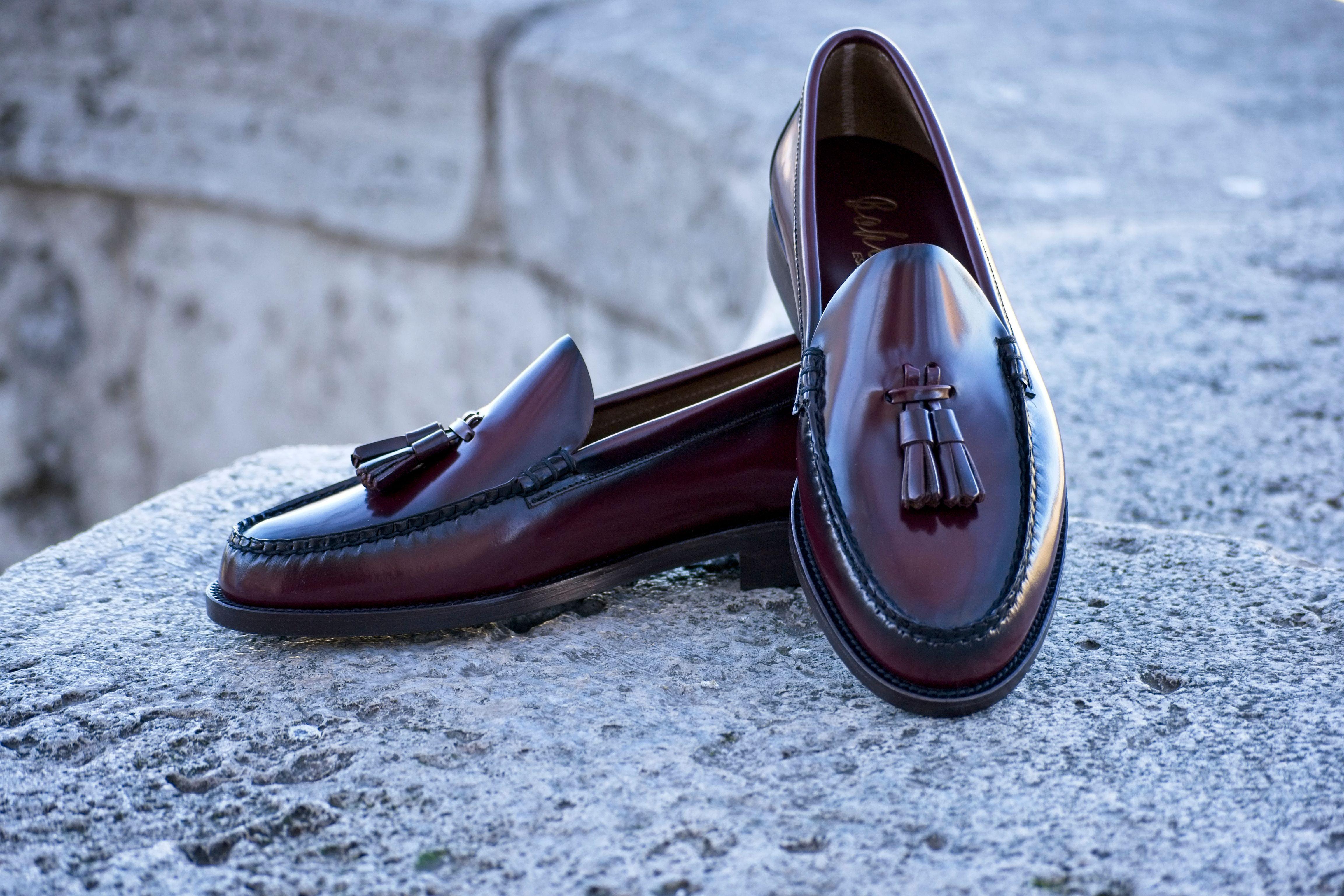 Tassel Loafer modero Ebro de Bohemian Shoes