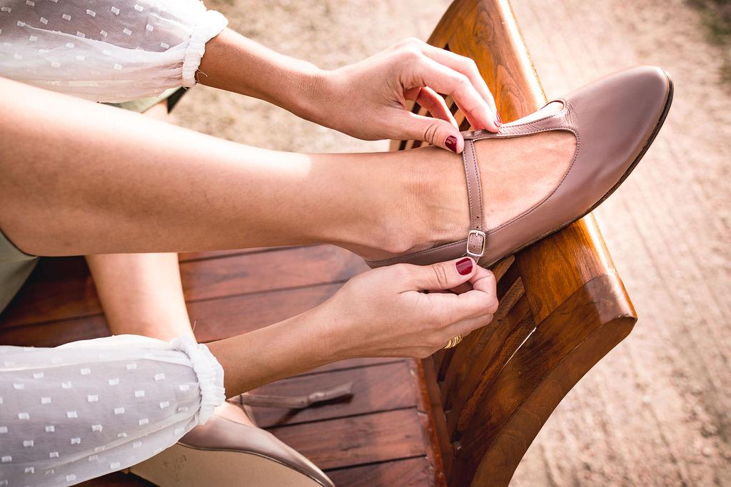 Odette Cibelin de Bohemian Shoes