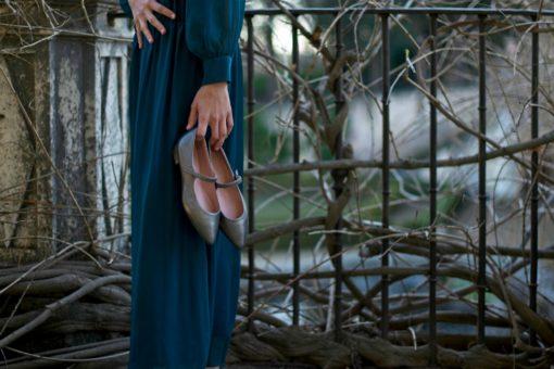 Zapatos de mujer tipo Mary Janes modelo Audrey de Bohemian Shoes