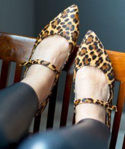 AUDREY - Leopardo