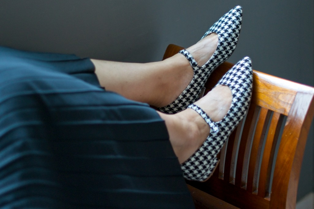Merceditas Audrey Norwich de Bohemian Shoes