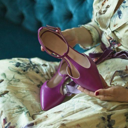 Marceditas JULIETTE - Buganvilla de Bohemian Shoes