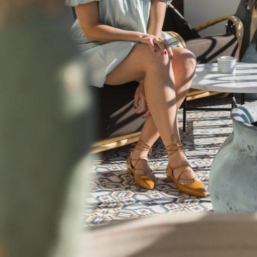 Bailarinas ANETTE - Cuero de Bohemian Shoes