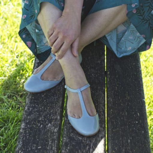 Mary Janes IVETTE - Adriático de Bohemian Shoes