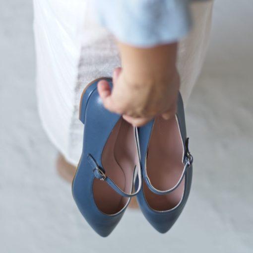 AUDREY - Azul Bohemian
