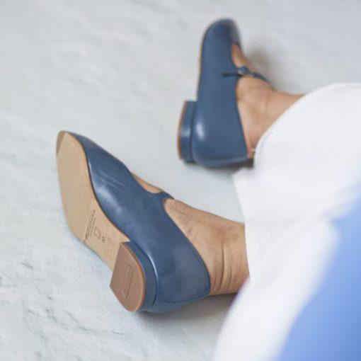 Mary Jenes AUDREY - Azul Bohemian