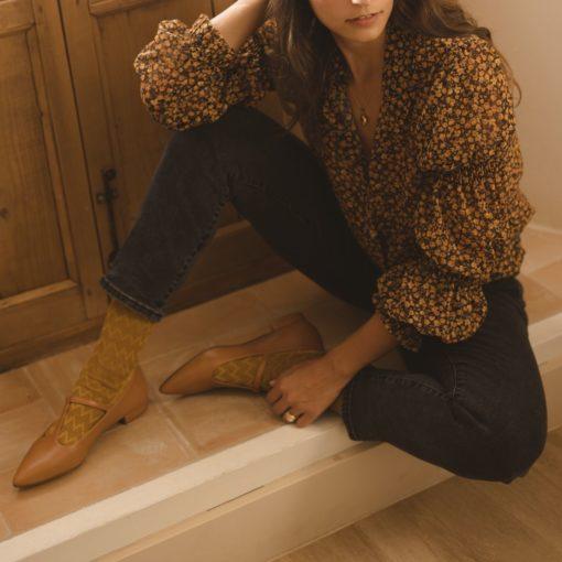 Mary Janes T-bar modelo COSETTE - Cuero de Bohemian Shoes