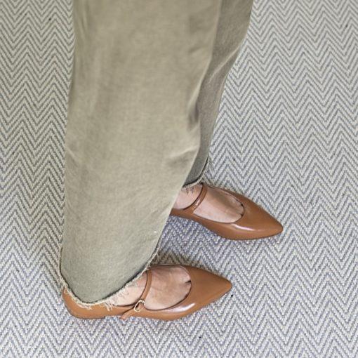Merceditas AUDREY - Cuero de Bohemian Shoes