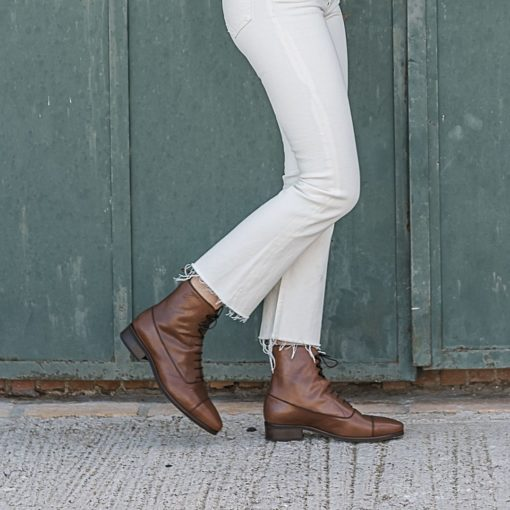CAVALRY BROWN BOOTS
